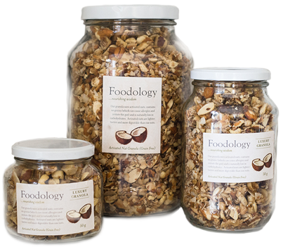 Foodology is a sustainable eating specialist and offers